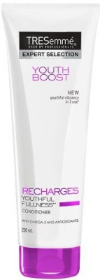 TRESemme Expert Selection Youth Boost Recharges Youthful Fullness