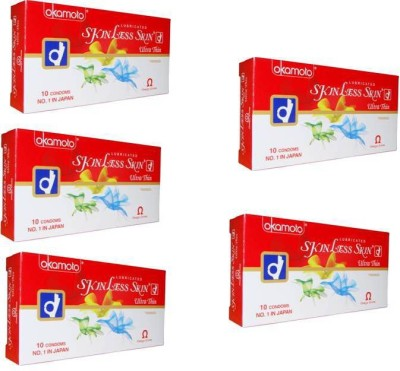 Okamoto Skinless Skin Ultra Thin Condom