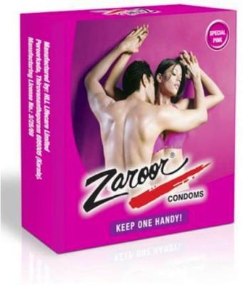 Zaroor Plain Condoms Condom