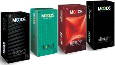 Moods Pleasure Packs Condom