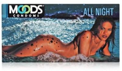 Moods ALL NIGHT CONDOMS Condom