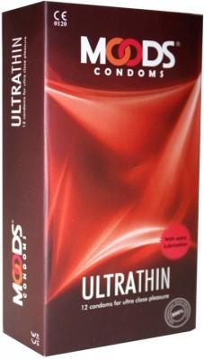Moods Ultra Thin Condom