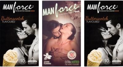 Manforce Butterscotch, Jamin, Butterscotch Condom