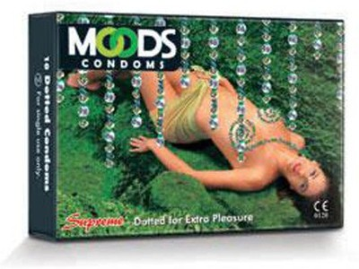 Moods Dotted Condom(Set of 1, 10S)