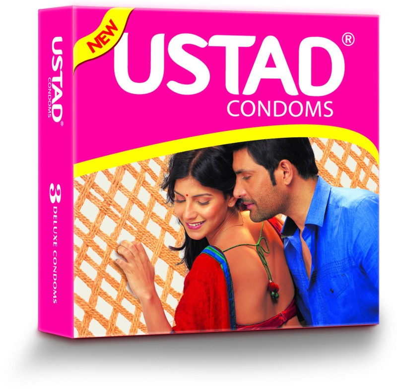 Ustad Deluxe Condom(Set of 30, 3S)