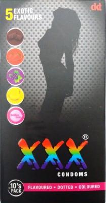 XXX All Flav Condom