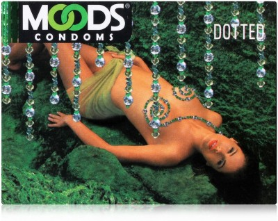 Moods Dotted Condom(Set of 40, 120S)