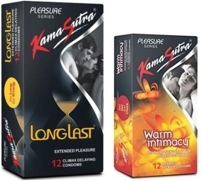 Kamasutra Combi 15 Condom
