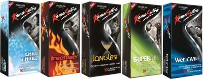 Kamasutra Pleasure Combo Condom