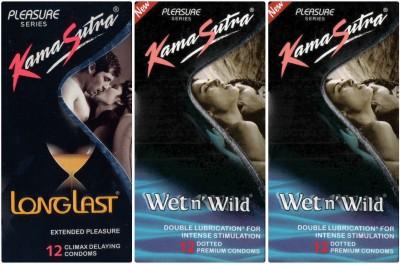 Kamasutra Longlast, Wet n Wild, Wet n Wild Condom