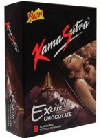 KamaSutra Chocolate Condom(Set of 10, 80S)