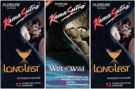 Kamasutra Longlast, Longlast, Wet n Wild Condom