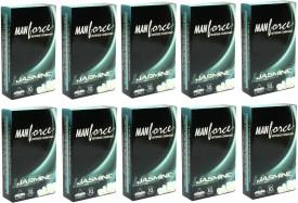 Manforce Intense Jasmine Flavoured Condom