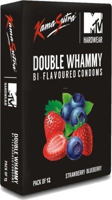 Kamasutra Double Whemmy Condom