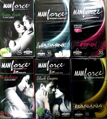 Manforce Mix Condom
