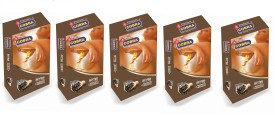 Cobra Coffee Condom(Set of 5, 50S)