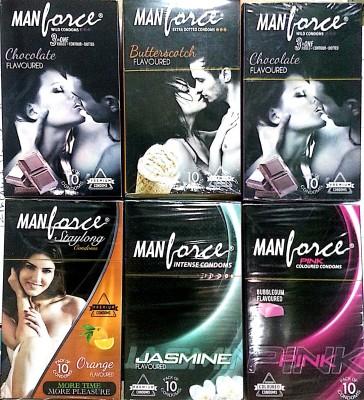 Manforce flavor condoms Condom