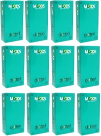 Moods Dotted 144pc (12X12) Condom