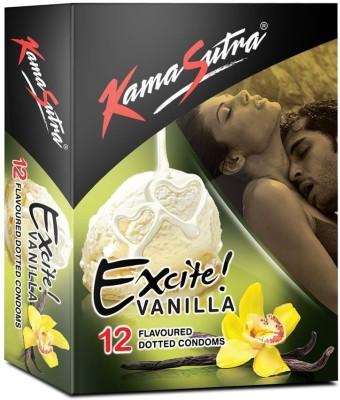KamaSutra vanilla 12s Condom