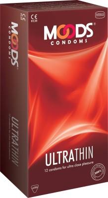 Moods Ultrathin Surrender To Delight Condom