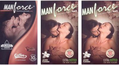 Manforce Coffee, Jamin, Jamin Condom