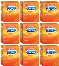 Durex Excite Me Condom