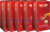Moods Absolute Xtasy Combo Condom(Set of 5, 12S)