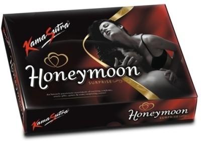 Kamasutra Honeymoon Surprise Pack Condom