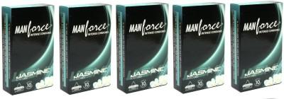 Manforce Intense Jasmine Flavoured 50 pc Condom