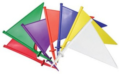 Sahni Sports Space Marker Pack of 6(Multicolor Set of 6)