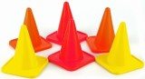 Sahni Sports Space Marker Pack of 6 (Red...