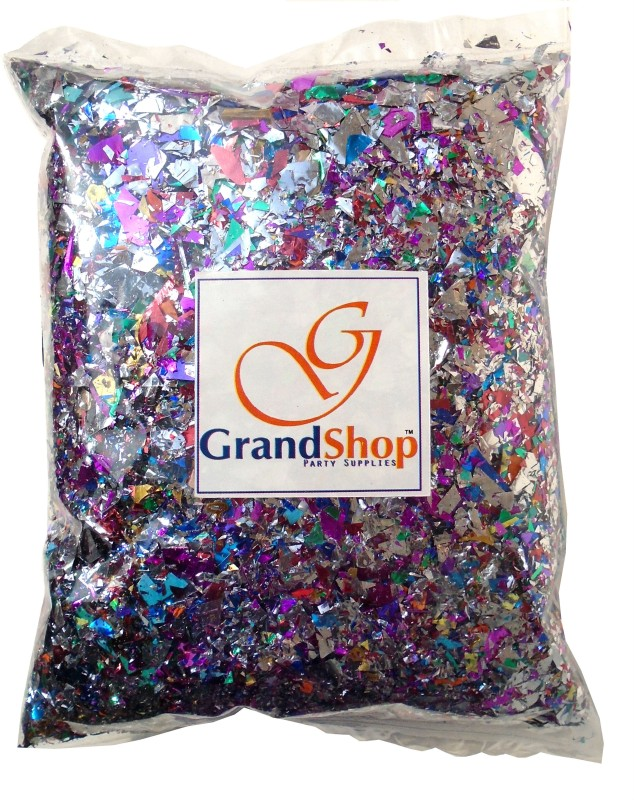 GrandShop Confetti(Multicolor, Pack of 1)