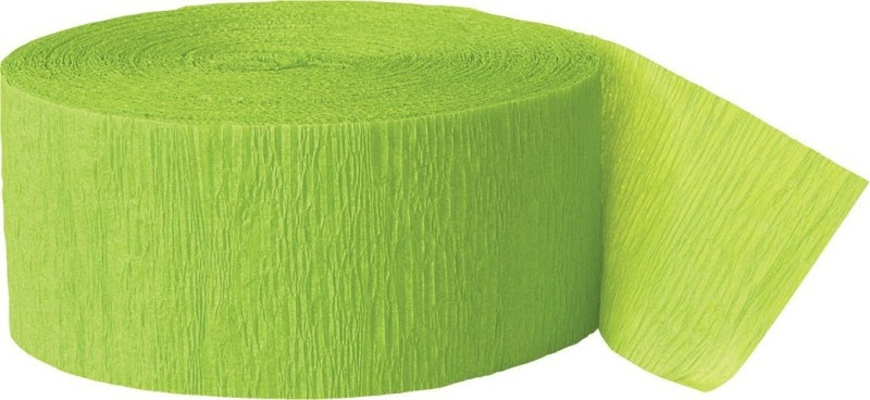 GrandShop Streamer(Green, Pack of 4)