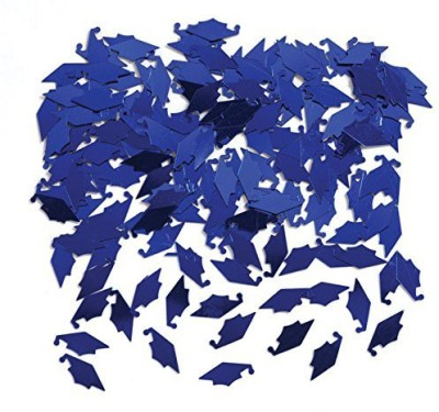 Creative Converting Confetti(Blue, Pack of 100)
