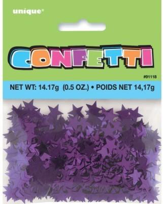 Unique Confetti(Purple, Pack of 1)