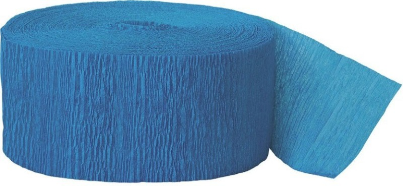 GrandShop Streamer(Blue, Pack of 4)