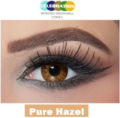 Celebration Hazel Monthly Contact Lens