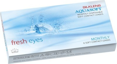 Aquasoft Fresheyes Monthly Contact Lens