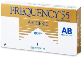Cooper Vision Frequency 55 Monthly Contact Lens