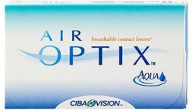 Alcon Air Optix Monthly Contact Lens