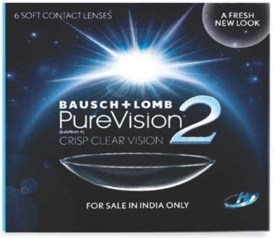 Baush & Lomb Pure Vision 2 Monthly Contact Lens