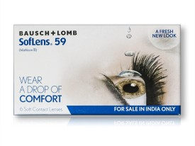 Bausch & Lomb New Soflens 59 Monthly Contact Lens