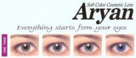 Aryan 1 Tone Blue Yearly Contact Lens