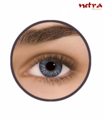 Netra Altitudinal Grey Contact Lenses Monthly Contact Lens