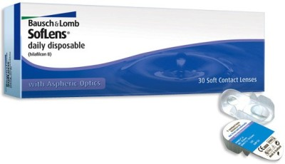 Baush & Lomb Soflens Disposable Daily Contact Lens