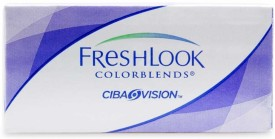 Ciba Vision Fresh Look Colorblends Monthly Contact Lens