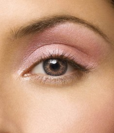 GLAMOUR EYE TRI-TONE SOFT-HAZEL (MONTHLY DISPOSABLE OR 90 TIMES WEARING) Monthly Contact Lens