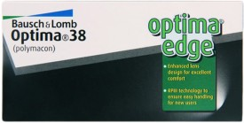 Bausch & Lomb Optima 38 - Power Yearly Contact Lens