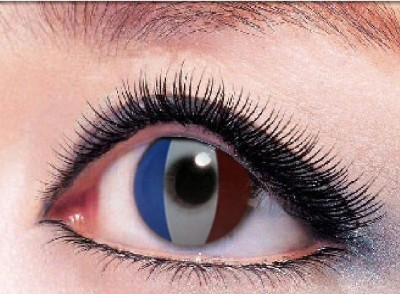 Eye Attractions France Yearly Contact Lens