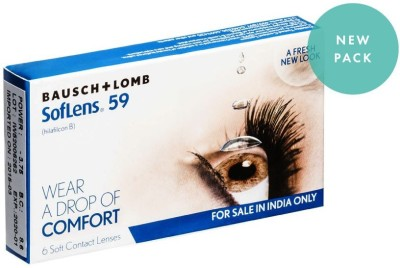 B&L Softlens 59 Monthly Contact Lens